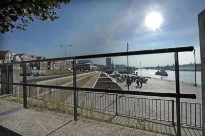 Lage loswal bijna te populair als ontmoetingsplek