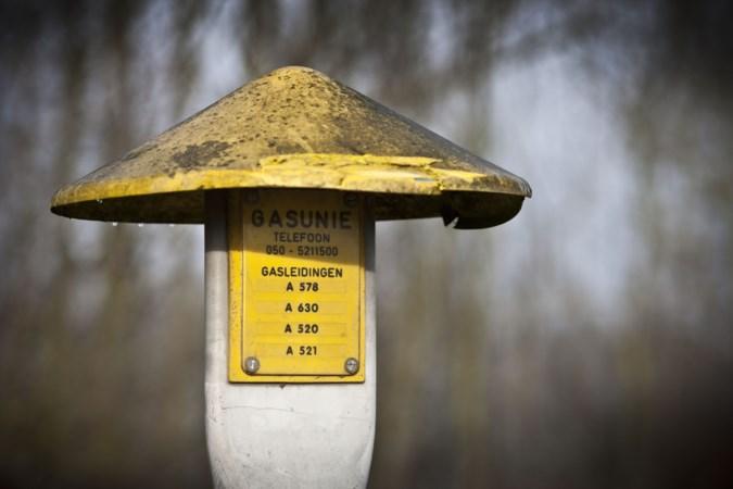 Beschadigde gasleiding langs druk voetpad Valkenburg mogelijk verplaatst: 'Als iemand een sigaret weggooit, heb je kans dat de boel ontploft'