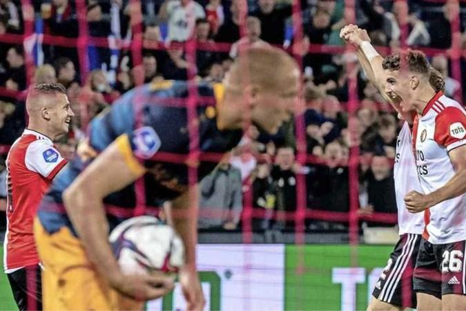 Linssen bekroont zege Feyenoord met honderdste doelpunt in eredivisie