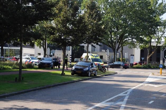 Bromfietser gewond na aanrijding door auto in Venray
