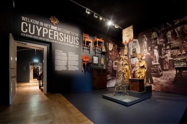 Verzamelaar Rik Philipsen en restaurator Tim Schoenmakers vertellen over restauratie Cuyperskast