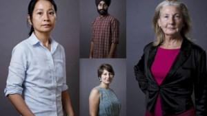 Maastrichtse fotograaf Tetsuro Miyazaki wil een spiegel voorhouden: wie zie je in deze portretten, een expat of een migrant?