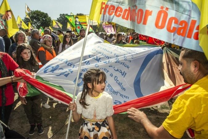 Tienduizend Koerden zaterdag naar Landgraaf voor demonstratie