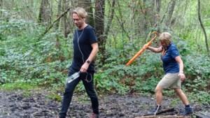Bekende Vlaamse artiest heeft eigen wandelroute vlak over de grens: 'Sinds rugklachten zelf dagelijks uur de natuur in'
