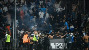 Opnieuw supportersrellen in Frans voetbal