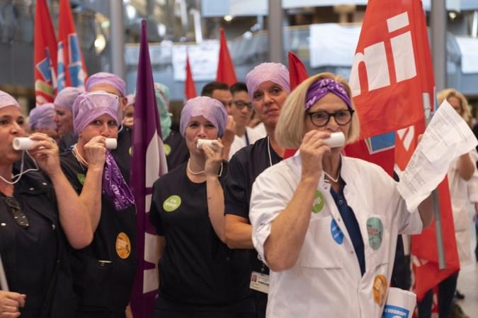 Staking in ziekenhuis Maastricht legt dinsdag ruim dertig afdelingen plat: zorg afgezegd