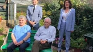 Opa en oma van wethouder Leudal vieren diamanten huwelijk