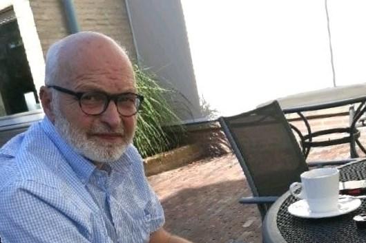 Verenigingsman Ben Hogenboom kreeg op zijn sterfbed nog een lintje, één dag voor zijn overlijden