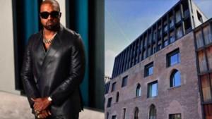Kanye West verblijft in luxe appartement in België: 'Hij vond het grappig dat ik hem niet kende'