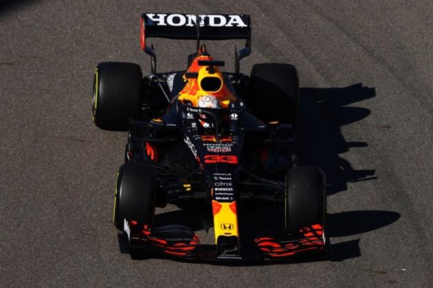 Max Verstappen met nieuwe motor slechts zesde in tweede vrije training