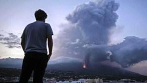 Wolk met verhoogde concentratie zwaveldioxide uit vulkaan onderweg naar Nederland