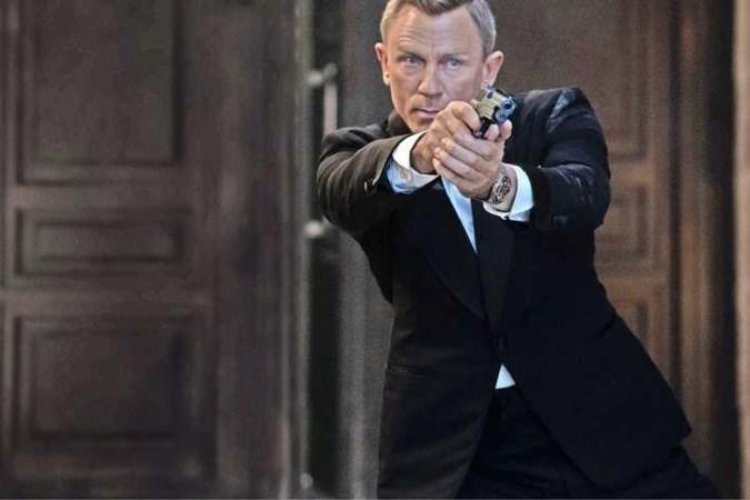Daniel Craig: 'James Bond heeft me zelfvertrouwen gegeven'