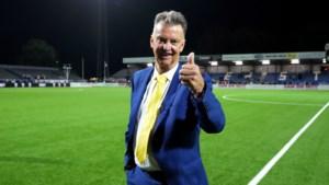 Telstar wint met Louis van Gaal op de bank van Jong AZ