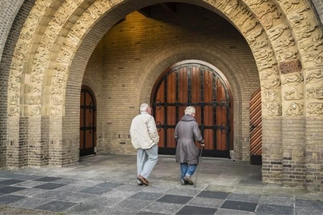 Vier op de tien kerkgangers willen coronapas bij kerkgebouw