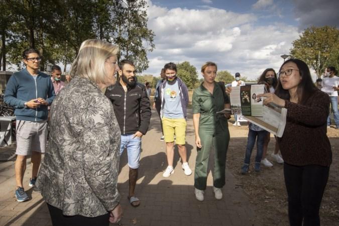 Buurt in Pey stelt dat overlast door asielzoekers in azc weer toeneemt