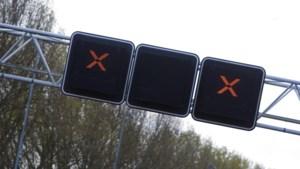 Vijf tot tien minuten vertraging door werkzaamheden aan verlichting A2 bij Meerssen en Maastricht