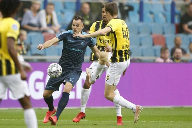 Wondergoal van Seuntjens en pure vechtlust bezorgen Fortuna punt tegen Vitesse