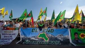 Koerden uit drie landen vierden 'goed feest met een boodschap' op Megaland