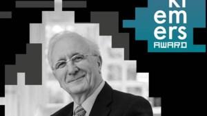 Uitreiking Kremers Awards; beste onderzoek over sociaal-economische herstructurering Zuid-Limburg goed voor 5000 euro
