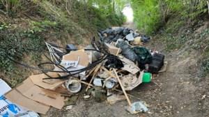 Drugsafval gedumpt in buitengebied Hulsberg