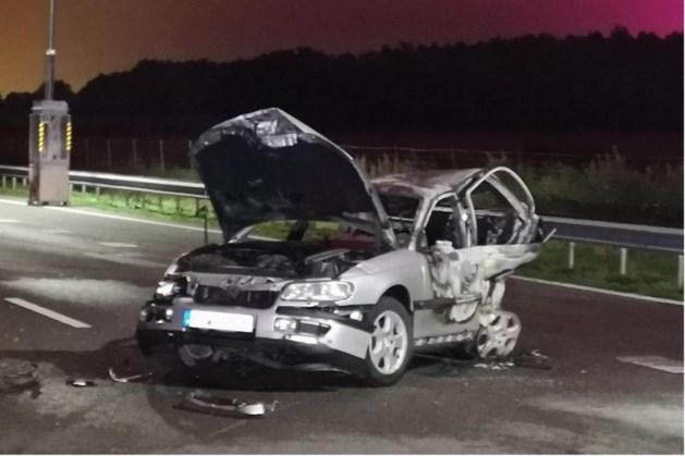 Duitser (37) aan verwondingen overleden na ongeluk op A67 bij Maasbree
