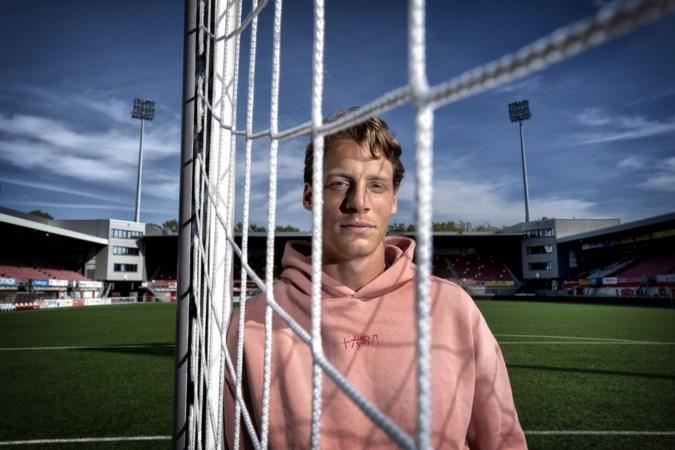 De ups en downs van Thijmen Nijhuis: 'We hebbende meeste goals tegen, maar ook het vaakst de nul gehouden'