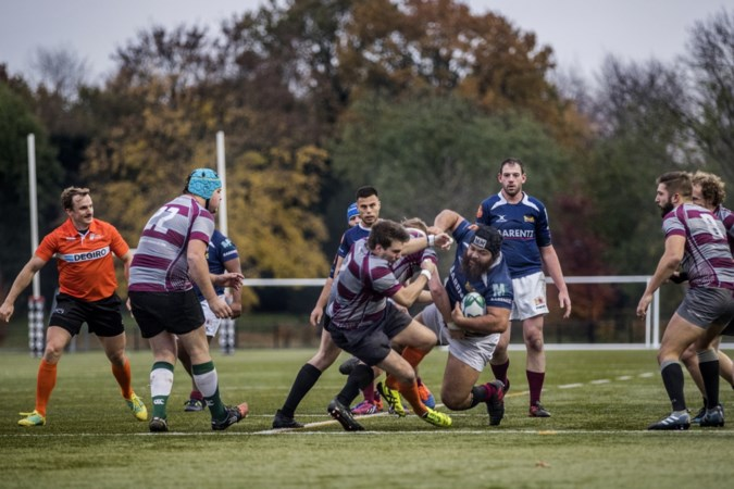 Maastrichtse rugby is weer helemaal terug bij af: MRC start twee divisies lager