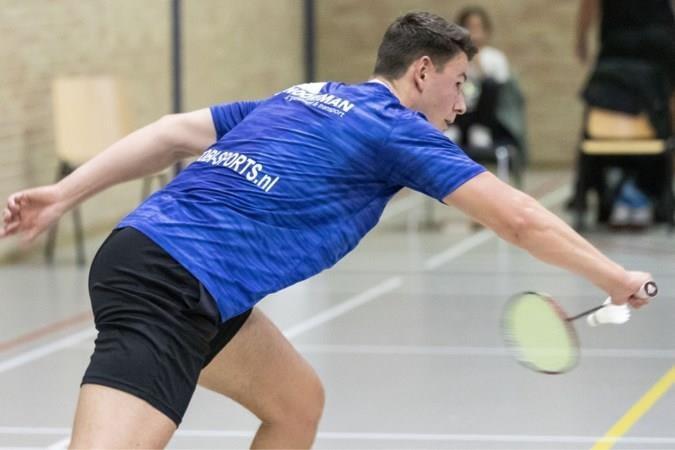 Badminton: Roosterse lijdt duur verlies