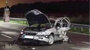 Politie: ongeluk A67 waarbij Duitser omkwam was noodlottig ongeval, geen achtervolging