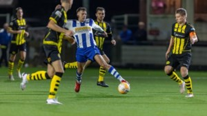 Amateurvoetbal Parkstad: Chevremont herstelt zich, EHC weer en fors onderuit, Schimmert sterkste in derby