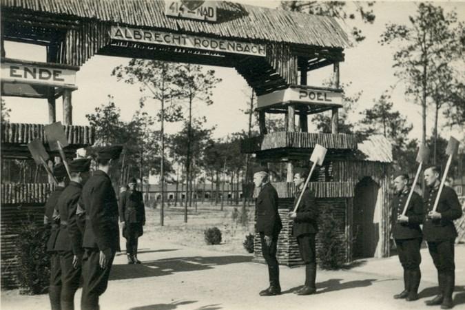 In werkkamp Merselo werd tijdens de oorlog vooral hongergeleden