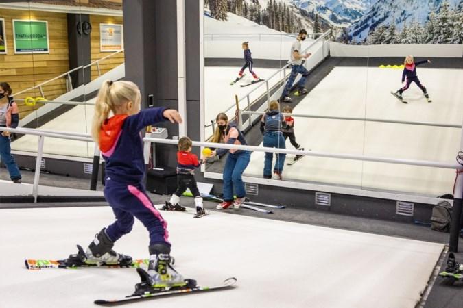 Skiën op het droge: hier in Limburg kun je je techniek op de latten oefenen