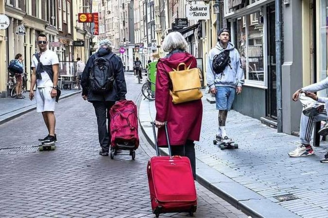 Toerisme in Nederland naar grootste dieptepunt in dertig jaar