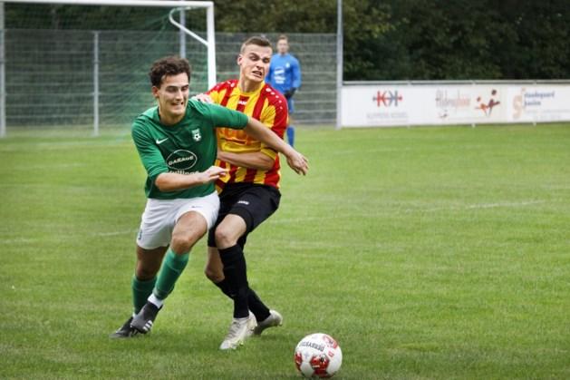 Amateurvoetbal Midden-Limburg: goede tweede helft helpt Wilhelmina'08 niet, routinier goud waard voor Oranje Blauw'15
