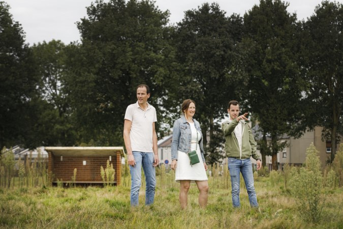 De timing is perfect in Leudal: nieuwe woningen op oude voetbalvelden