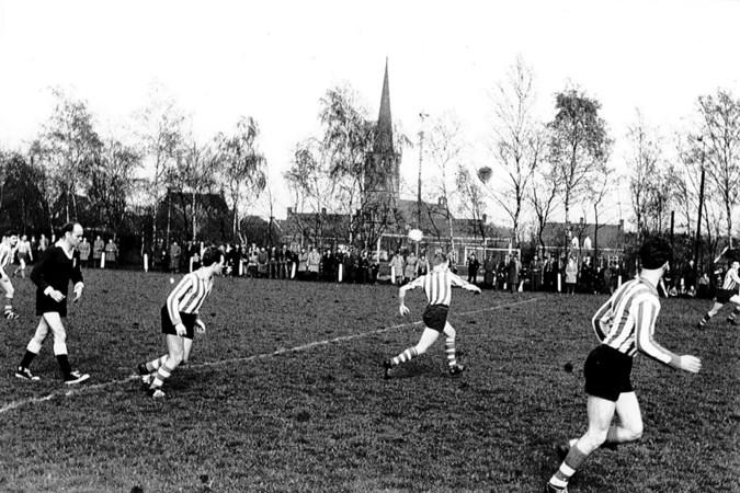 RKMSV uit Meijel: Een club waar voetbal ook na 100 jaar niet per se het belangrijkste is