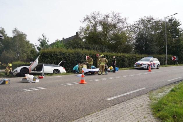 Vrouw en baby naar ziekenhuis na ongeval in Weert