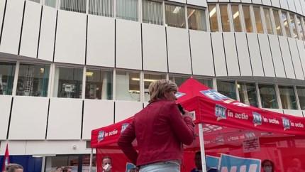 Voor werknemers van het Maastrichts ziekenhuis is de koek op