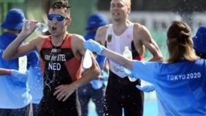 Triatleet Van der Stel zet na 'beste race ooit' in Tokio een punt achter zijn loopbaan: 'Geen zwart gat, ik word parketteur'