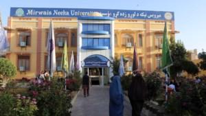 Vrouwen na machtsgreep Taliban niet meer welkom op universiteit