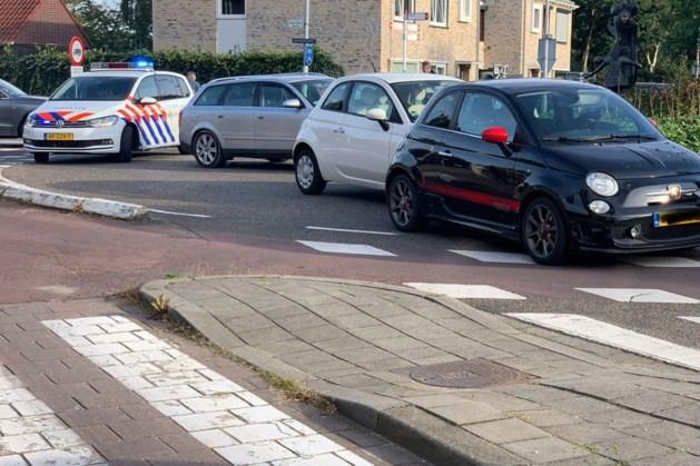 Auto met kindje betrokken bij ongeval op rotonde in Blerick