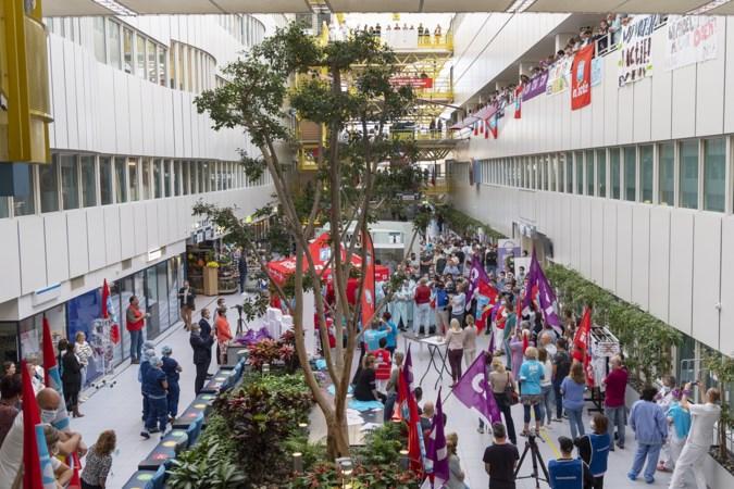 De maat is vol voor MUMC-medewerkers: 'Jonge collega's vertrekken, arbeidsomstandigheden moeten beter'
