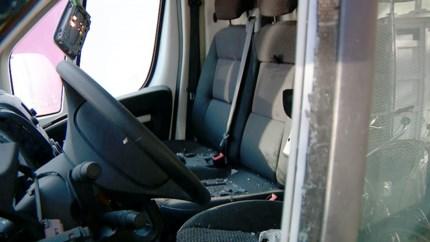 Zwaar vuurwerk ontploft in busje Maastricht: 'Glas ligt tot aan de voordeur'