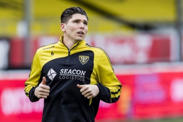 VVV wint eerste wedstrijd in reservecompetitie, Danny Post scoort
