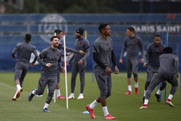 Messi terug in selectie PSG voor kraker met Manchester City