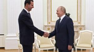 Syrische president Bashar al-Assad weer in genade aangenomen
