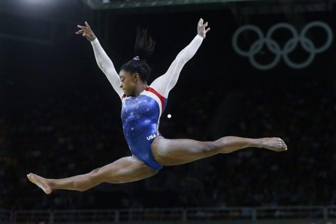 Turnster Simone Biles heeft spijt: 'Ik had al ruim voor de Olympische Spelen moeten stoppen'