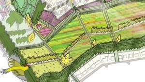 Royale steun voor Boerderij Harteveldt in Sittard-Geleen, die deze week definitief wordt opgericht