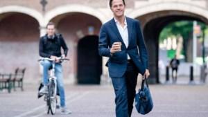 Rutte wil met dezelfde partijen 'echt een nieuwe start' maken