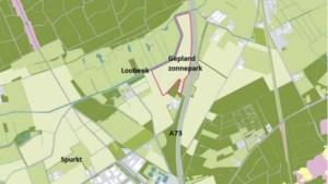 Venray weigert medewerking aan een zonnepark langs de A73